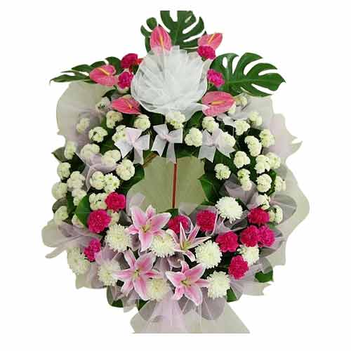 Deep Loss Wreath
