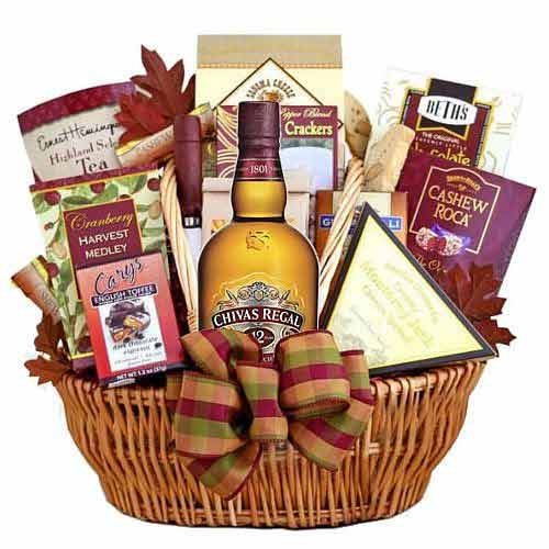 Charming New Year Gift Hamper