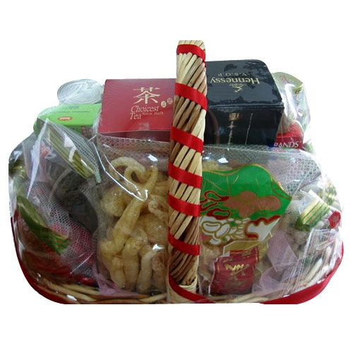 Innovative New Year Gift Hamper