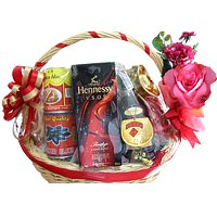 Captivating New Year Hamper