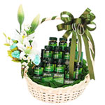 Fabulous Basket with Flower