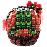 Attractive New Year Basket