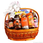 Dazzling Fine Dining Hamper of Goodies