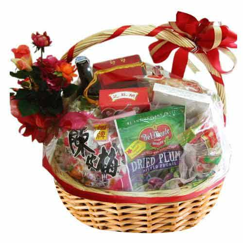 Dynamic Timeless Memories Festive Gift Basket
