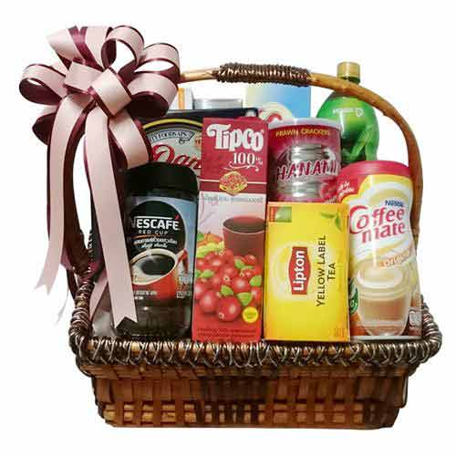 Perfect Addition of Christmas Gift Hamper