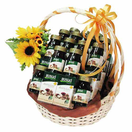 Merry Christmas Ultimate Gift Basket