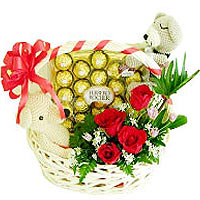 FerreroRocher Basket<br>(for Bangkok only)