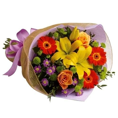 Flower mixed Bouquet<br>(for Bangkok only)