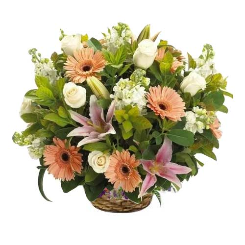 Fresh Flower Basket<br>(for Bangkok only)