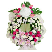 Funeral Wreath <br>(for Bangkok only)
