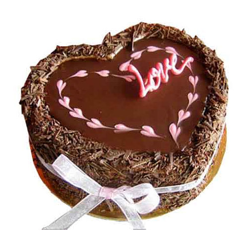 Choco Valentine Cake<br>(for Bangkok only)